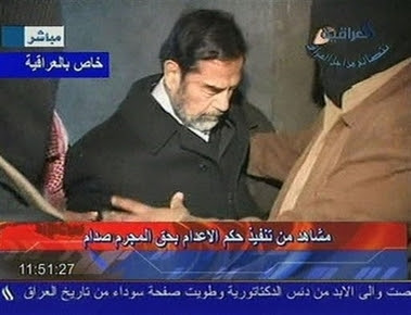 Saddam execution   1