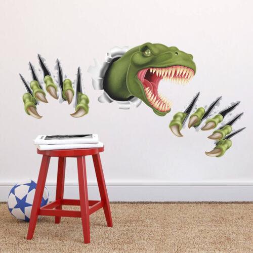Dekoration Wandtattoo Wandsticker Dino T Rex Mehrfarbig Wand Kinderzimmer Junge Tiere 313 Mobel Wohnen Tmp Tozi Media
