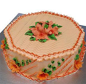 Kapruka.com: Kapruka Decorative Sponge Cake Cake - Kapruka ...