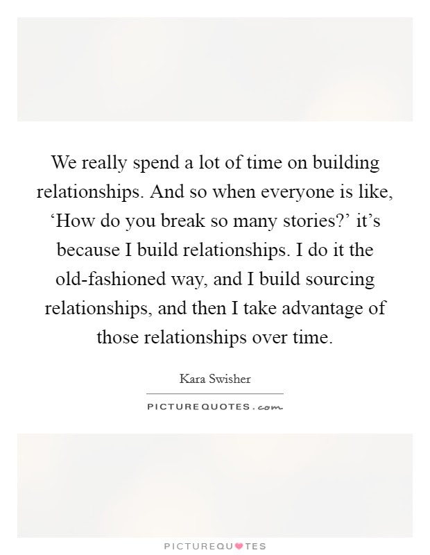 Relationship Building Quotes Sayings Relationship Building Picture Quotes