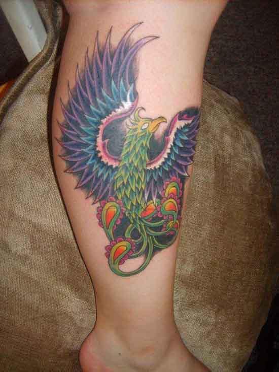 30 Beautiful Phoenix Tattoos