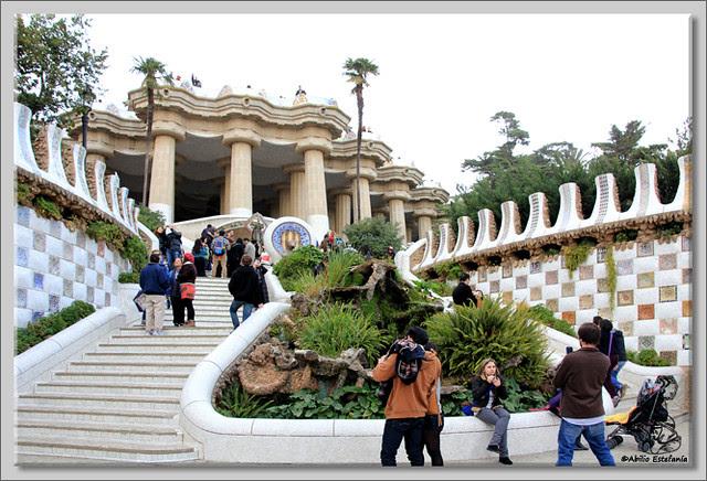 4 Park Güell de Barcelona (2)