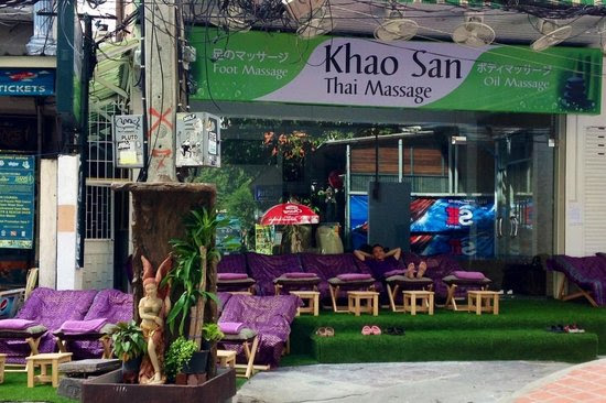 how to go to khao san road from bangkok airport