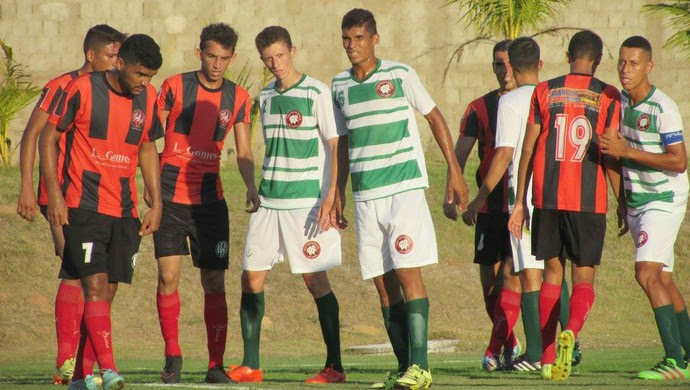 RN - Atlético Potengi x Atlético Potiguar  (Foto: Rhuan Carlos/Divulgação)