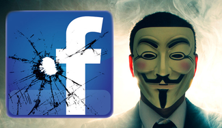Anonymous promete el apocalipsis de Facebook