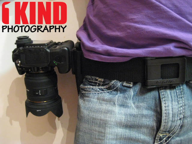 Review: CPTech B-Grip EVO Camera Belt Clip Holder