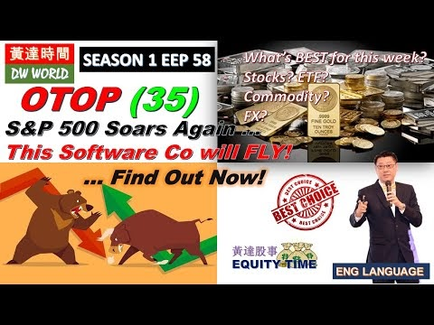 OTOP 35: S&P 500 Soars to New High Again! Watch This Software Co FLY! (ENG) - 05-04-2021