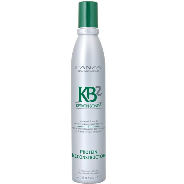 L\u002639;Anza KB2 Protein Reconstructor Hair Treatment 300ml Reviews Free Shipping lookfantastic