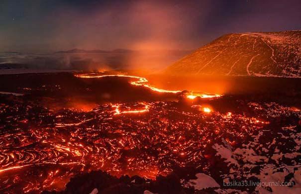 Φωτογραφίες από την καρδιά ενός ηφαιστείου που εκρήγνυται (14)