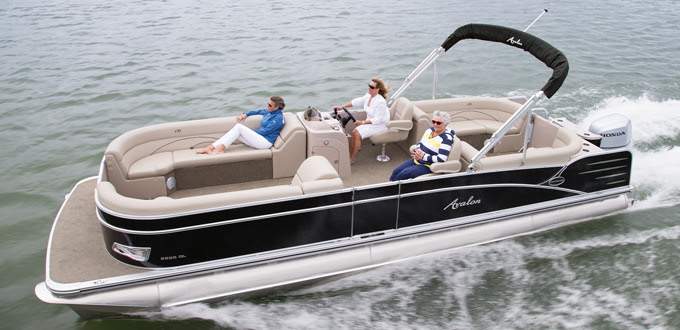 Avalon Pontoon Boat Wiring Diagram