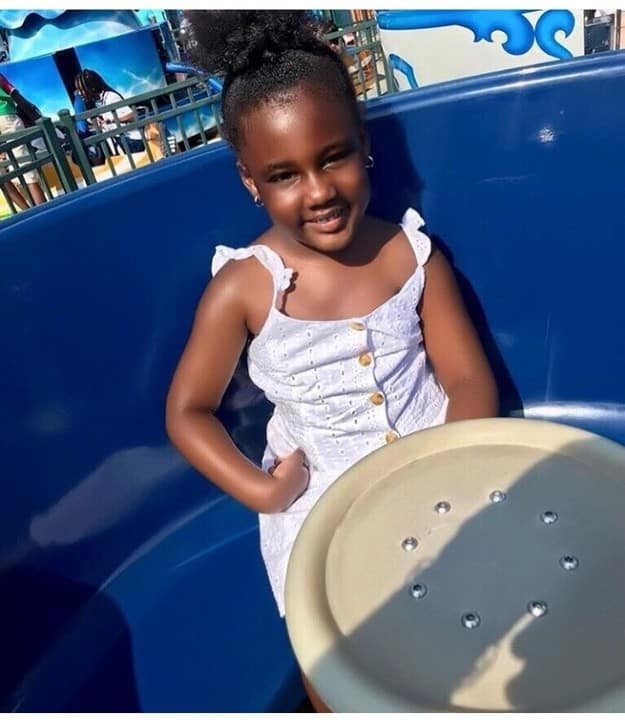 #Brownskingirl - Evicted housemate, Avala Shares New Photo Of Her Daughter After #BBNaija Eviction