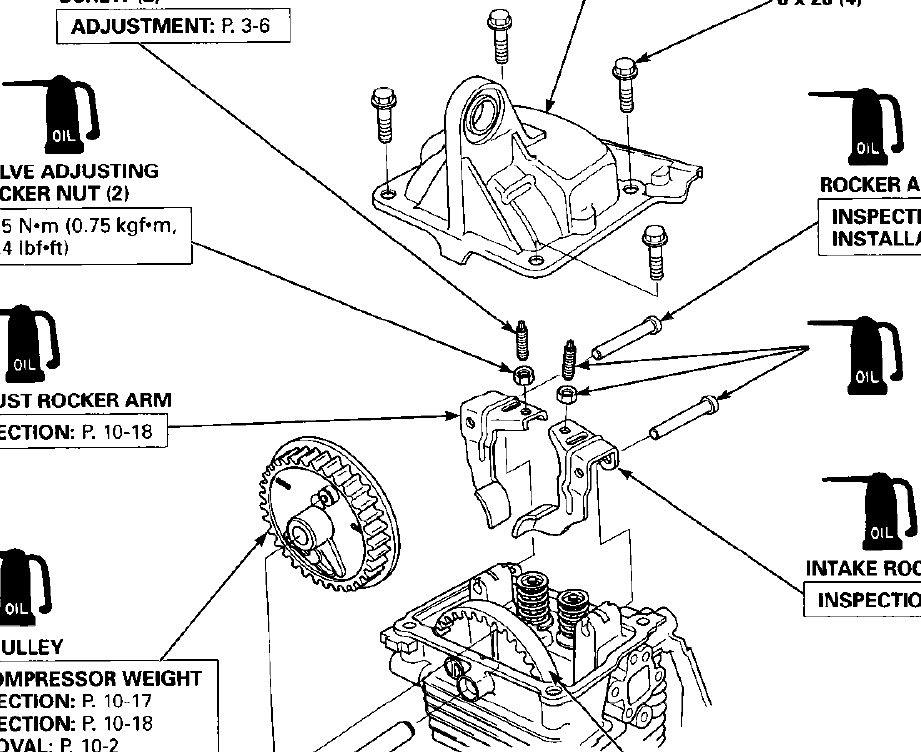 Honda Ex1000 Wiring Diagram