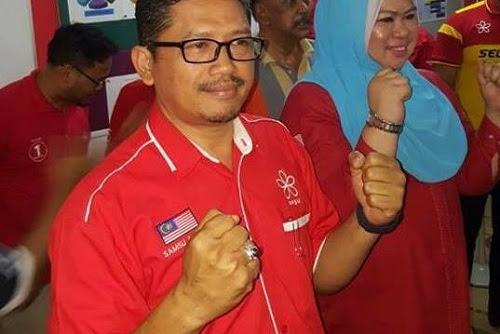 'Silent majority' akan tolak BN, Pas - Samsu Adabi