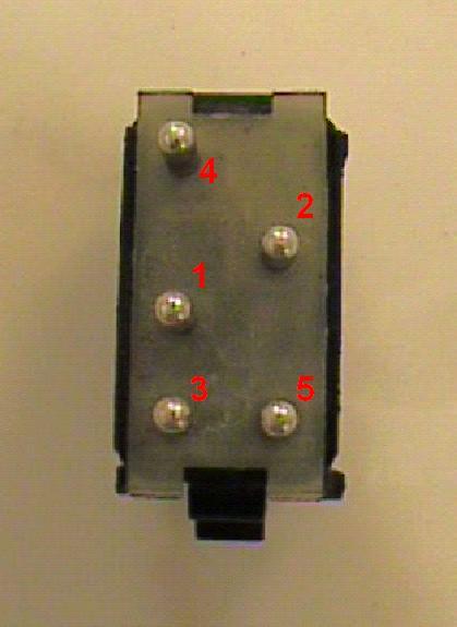 34 5 Pin Power Window Switch Wiring Diagram