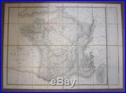 Antique Map France Blog Archive Carte Physique Administrative