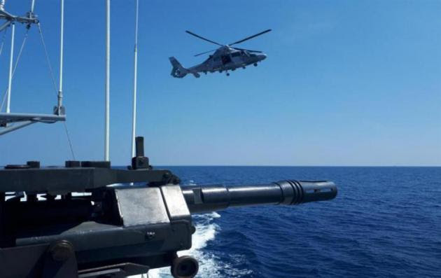 Κύπρος: Εντυπωσιακά πλάνα από την κοινή άσκηση των γαλλικών και κυπριακών ναυτικών δυνάμεων - ΦΩΤΟ - ΒΙΝΤΕΟ