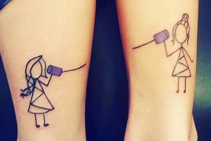 Tatuajes Para Mejores Amigas 5 Ideas Para Copiar Mujeralia