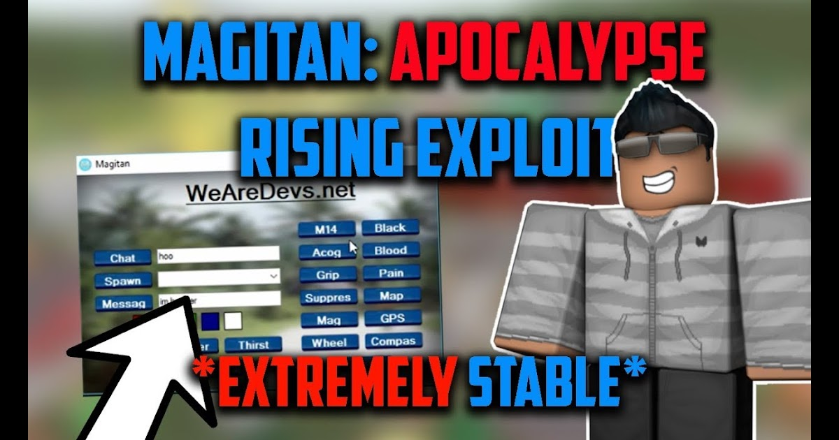 How To Hack Roblox Apocalypse Rising