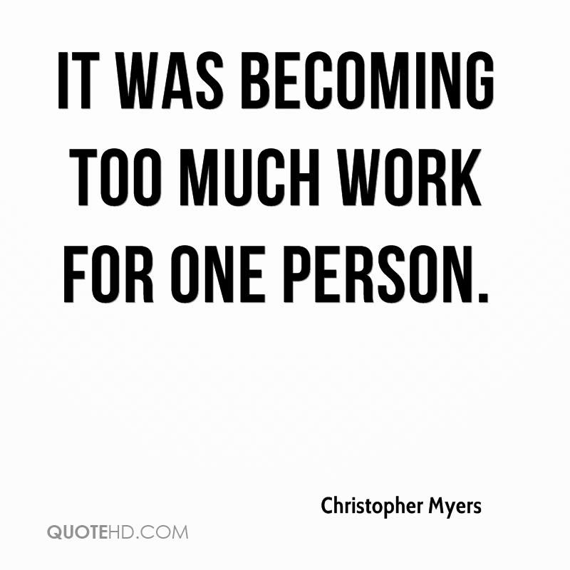Christopher Myers Quotes Quotehd