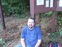 Mill Brook/Kilkenny Ridge/Unknown Pond Trails Loop Trip - 9/13/08