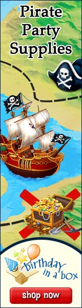 Pirate Party 160 x 600