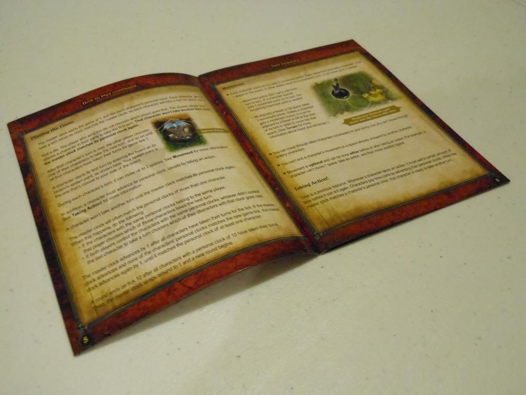 World of Warcraft: Miniatures Game rules