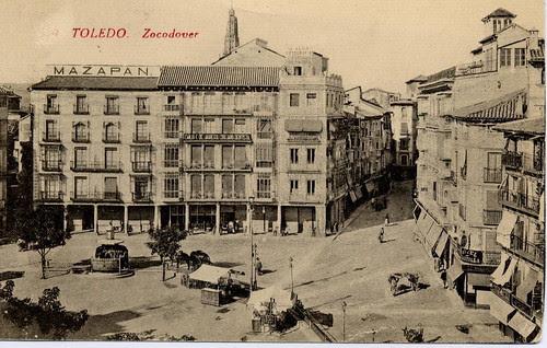 Plaza de Zocodover, Toledo (España)
