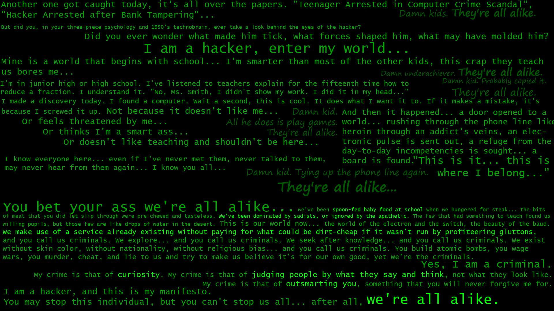44 Wallpaper Hp Hacker Terbaru