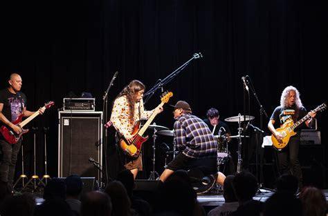 Kirk Hammett's the Wedding Band Supergroup Plays Third