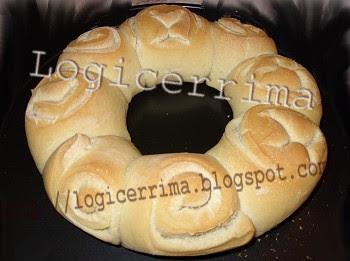 [ Ciambella di pane casalingo ]