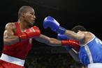 Bolsa Esporte da Bahia apoia medalhista de ouro do boxe ol?mpico