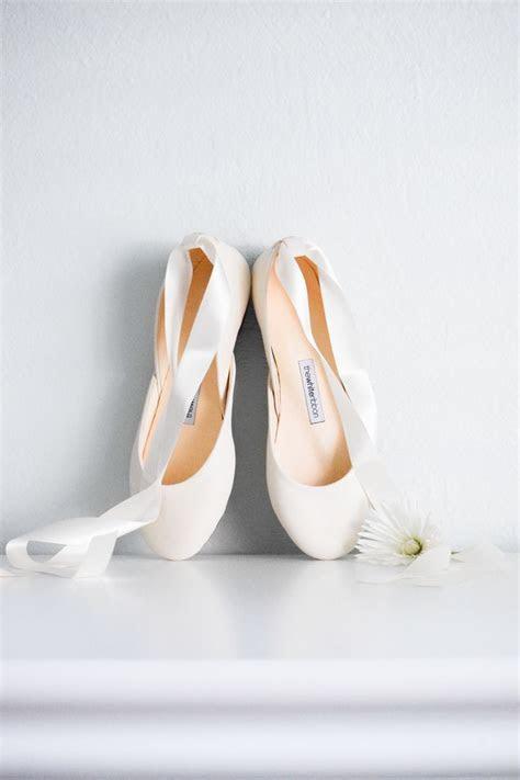 Best 25  Ballet Wedding Shoes ideas on Pinterest   Bridal