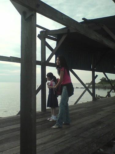 Mei Fen and Erica