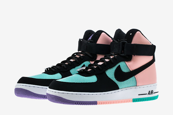 """watch f531a f63a8 Nike s """"Have A Nike Day"""" Pack Grows With Another Air Force 1 High"""
