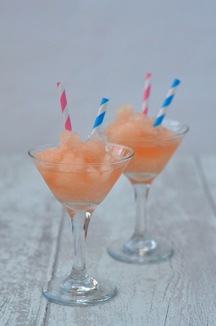 Alcoholic & Non Alcoholic Slushy Cocktails