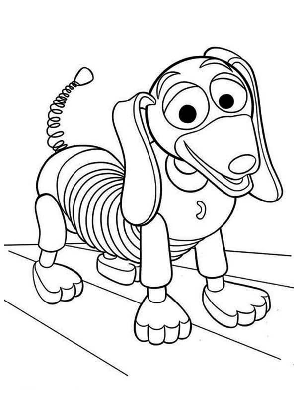 Toy Story Barbie Printable Coloring Pages - Coloring Home | 810x600
