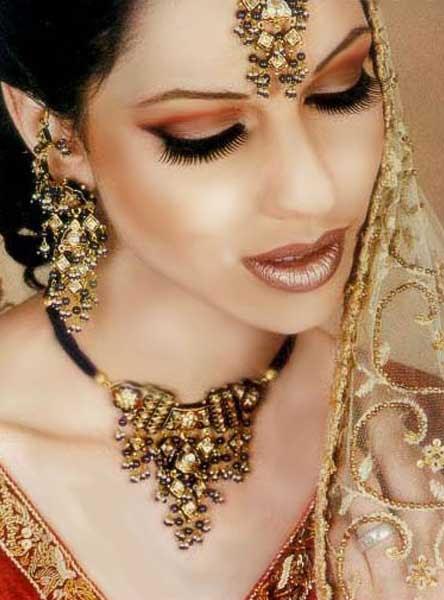 bridal apply makeup How to asian