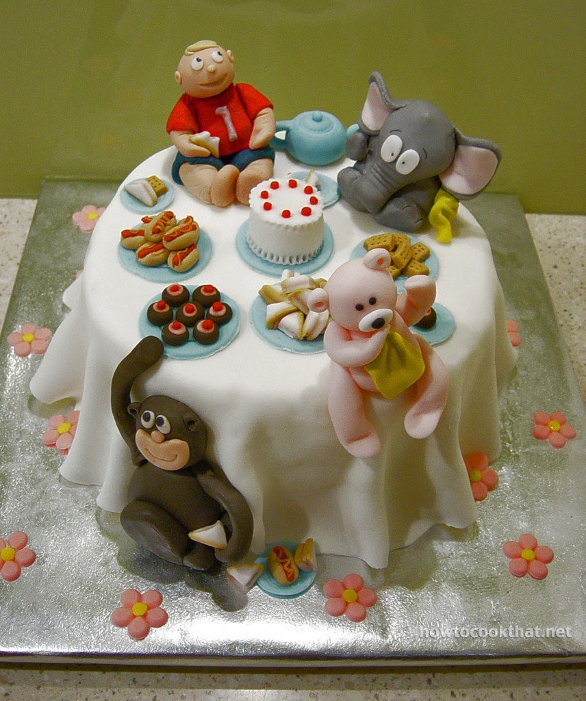 birthday cake ideas Archives   HowToCookThat : Cakes, Dessert