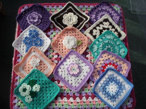 What a great selection of Squares!