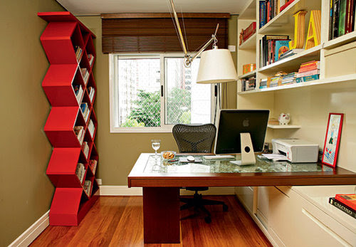 Modern Home Office Decorating Ideas - Ideas Decor | We Heart It