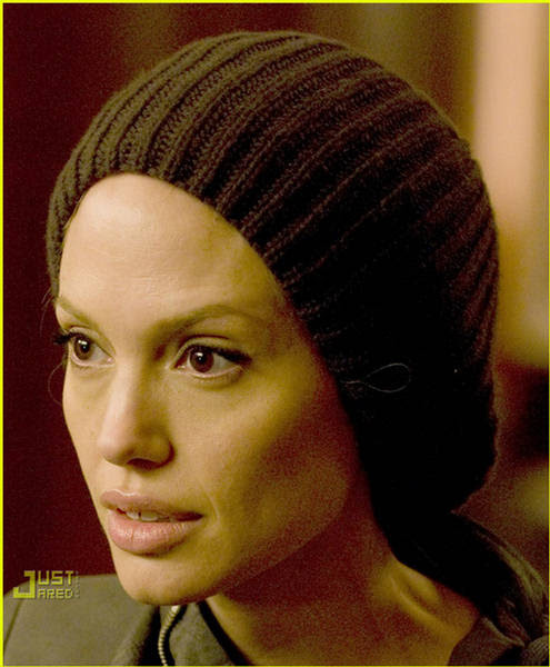 has been shooting in both New York City and Washington, D.C.. Angelina