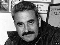 George Habash in 1970