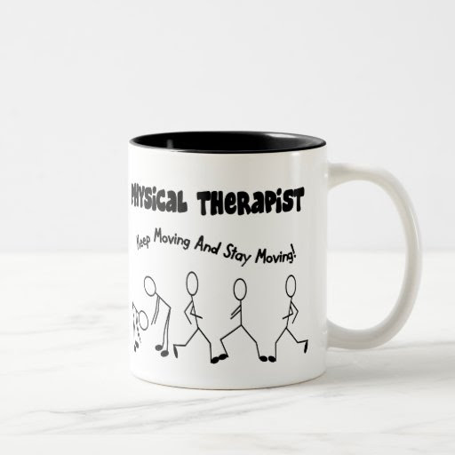 Physical Therapist T-Shirts and Gifts Coffee Mugs | Zazzle