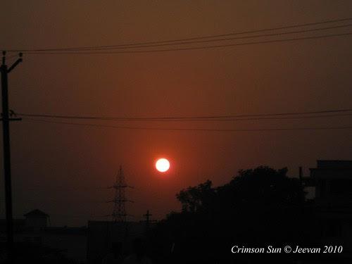 Crimson Sun