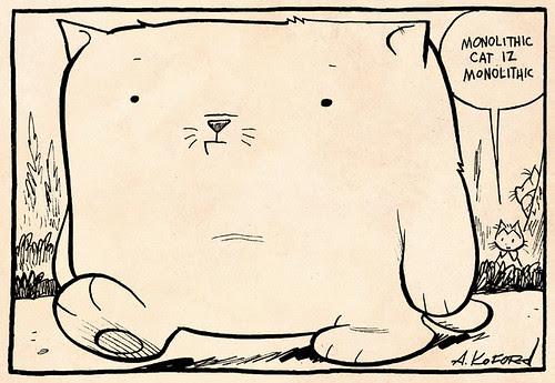 Laugh-Out-Loud Cats #2009 by Ape Lad