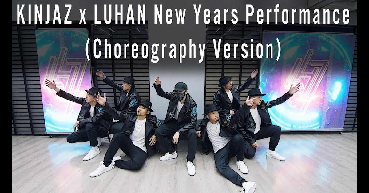 Funniest Joke All Time Kinjaz X Luhan New Years Performance Choreography Version