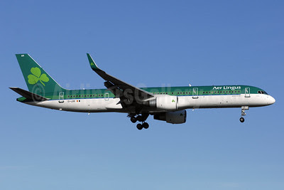 Aer Lingus (Aero Contractors) Boeing 757-2Q8 WL EI-LBR (msn 28167) YYZ (TMK Photography). Image: 922813.