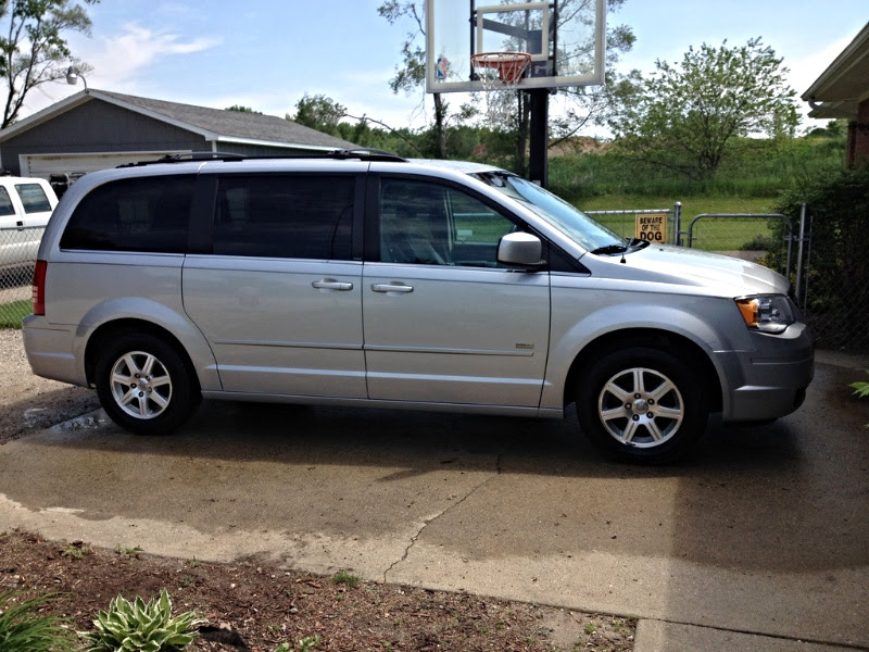 2001 2007 Dodge Grand Caravan And Chrysler Town And Page