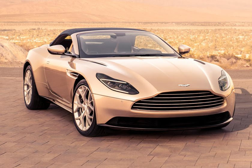 Aston Martin Db11 Volante Review Trims Specs Price New Interior Features Exterior Design And Specifications Carbuzz