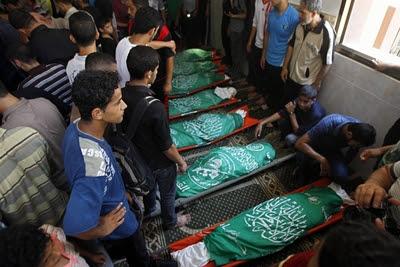 Israeli Gaza air strikes yet kill dozens of children: Video
